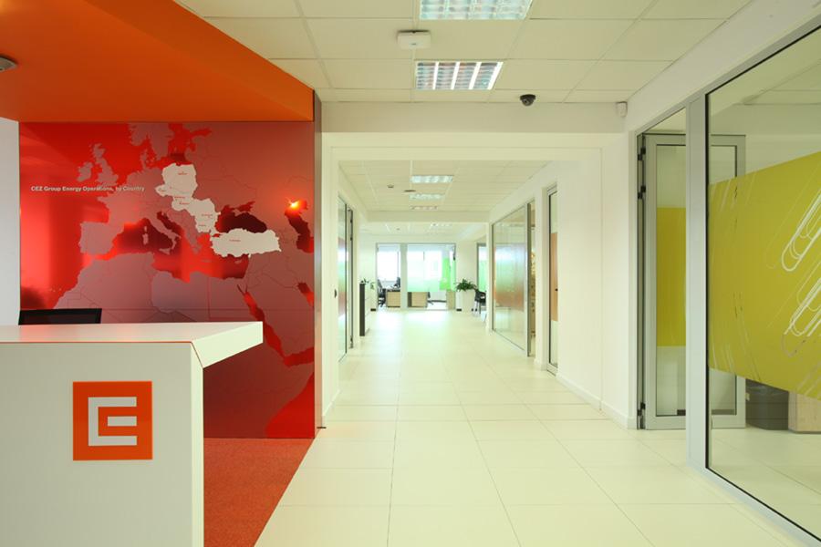 Интериорен дизайн на офис пространства