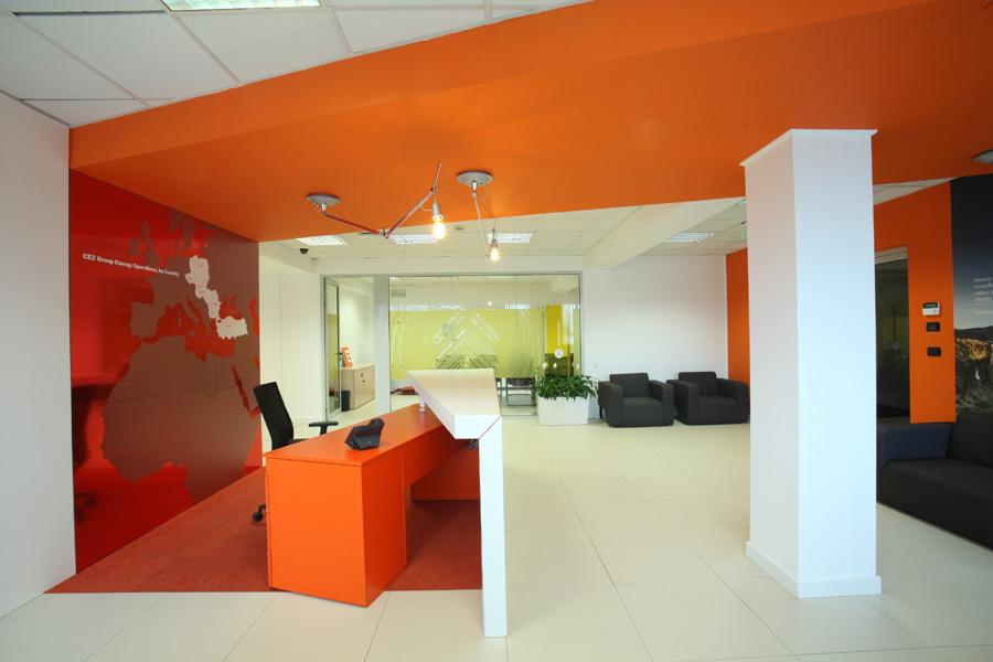 Reception Desk Ideas