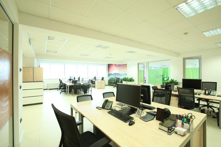 Интериорни решения за офис пространства
